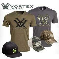 Vortex T-shirts, hoodies en petjes
