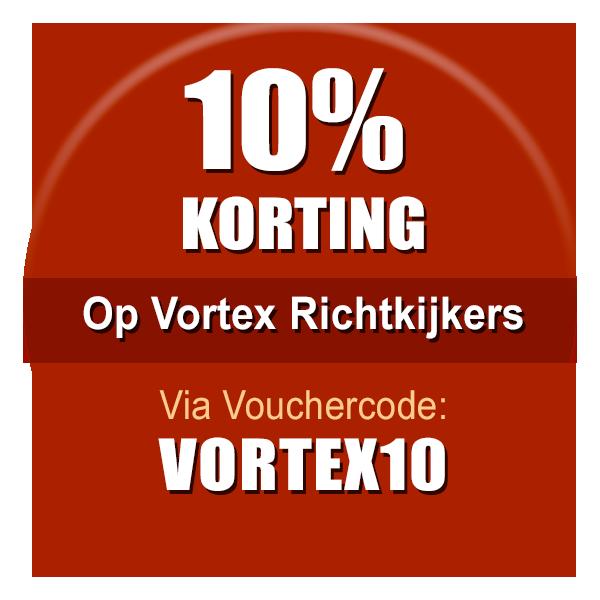 Pak nu 10% korting op Vortex richtkijkers via Vouchercode: VORTEX10%