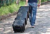 Explorer Cases 13527 Koffer Zwart met Plukschuim_