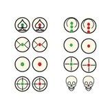 Konus Red Dot Richtkijker Sight-Pro R8_