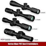 Nieuw: Vortex Viper PST Gen II richtkijkers - BESTEL DIRECT!_
