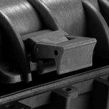 Explorer Cases 9413 Koffer Zwart met Plukschuim_