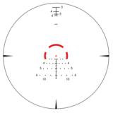 Vortex Strike Eagle 1-8x24 Richtkijker, AR-BDC3 Dradenkruis (MOA)_