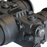 Luna Optics LN-EB5-LRF Binoculaire nachtkijker met afstandsmeter Gen 2+ Hi-Res_