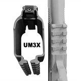 UM Tactical UM3X Red dot Pistool montage universeel_