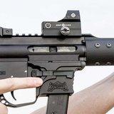 Sightmark Mini Shot Pro Reflex Sight 5MOA red dot_