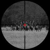 Dipol DN34 PRO voorzet nachtkijker Gen 2+ front Sniper zwart-wit, incl. adapter en IR laser_