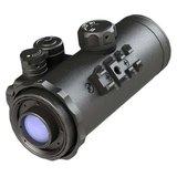 Dipol DN37 PRO voorzet nachtkijker Gen 2+ front Sniper groen, incl. adapter en IR laser_