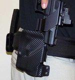 UM Tactical UM3 Paddle Holster Rechtshandig, Universeel voor pistolen_