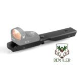 Dentler montagerail Docter sight / Venom / Burris / Meosight / CompactPoint (Dural)_