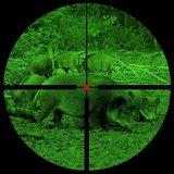 Dipol DN34 PRO voorzet nachtkijker Gen 2+ front Sniper groen los_