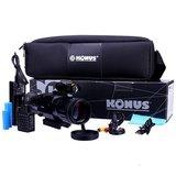 Konus Konuspro-NV 3-8x50 Digitale Nachtrichtkijker met Weaver Montage_