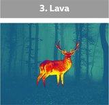 Dipol TFA 2.8 SL warmtebeeld voorzetkijker incl. Rusan Adapter_