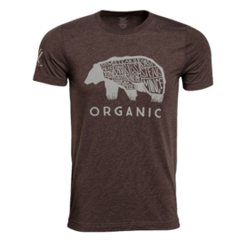 Vortex Organic Bear T-shirt Maat XL