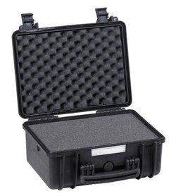 Explorer Cases 3818 Zwart met Plukschuim