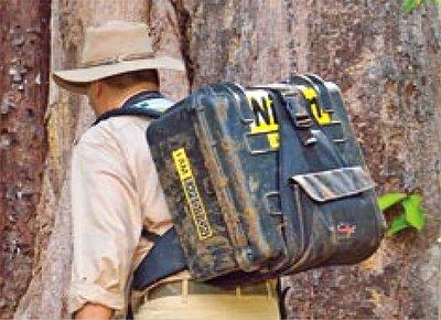 Explorer Cases Rugtas Systeem voor 3317, 3818, 5117