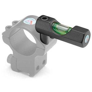 Sportsmatch waterpas SP3 25,4 en 30mm anti-cant swing out spirit bubble level