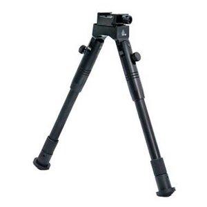 UTG TL-BP69S High-Pro wapenstatief met draaibare kop rubberen poten 22,1 - 26,9 cm