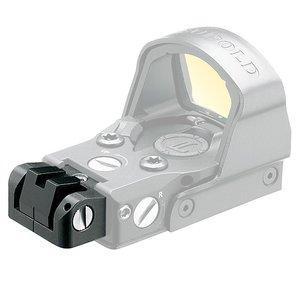 Leupold DeltaPoint Pro Rear Iron Sight Pistool