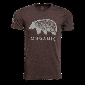 Vortex Organic Bear T-shirt Maat XXL
