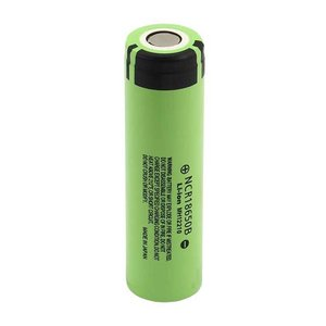 Batterij 18650 li-ion Panasonic NCR18650B