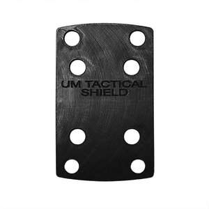 Shield Shim 1.0 graden voor Leupold DeltaPoint Pro, JPoint, Shield RMS/RMSc/SMS, Redfield Accelerator, Optima