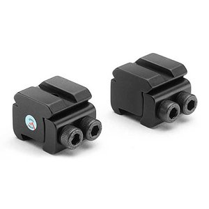 Sportsmatch RB5 adapter 11mm dovetail naar Picatinny/Weaver rail (17mm)