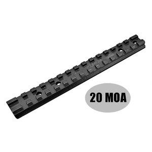 Rusan Picatinny rail Tikka T3 20 MOA