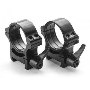 Rusan 34mm Weaver ringen Quick Release extra hoog (41mm)