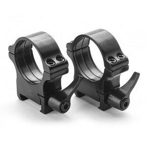 Rusan 30mm Weaver ringen Quick Release medium (29mm)